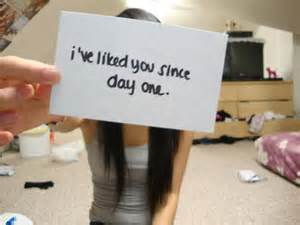 ive liked you...